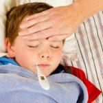 Часто болеет ребенок?